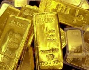 Vàng có tuần giảm giá thứ ba liên tiếp