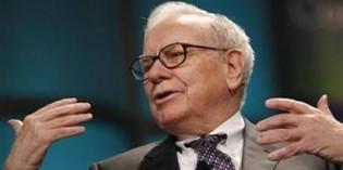 Buffett xem 2009 là một năm thắng lợi