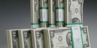 """""""Giai thoại"""" đằng sau sự quý hiếm của tờ 2 USD"""
