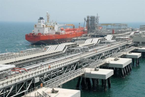 oil crude export