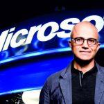 """Microsoft trỗi dậy dưới trướng """"phù thủy"""" Satya Nadella"""