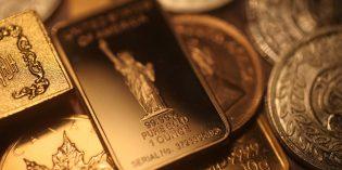 Giá vàng tăng tốc nhờ FED