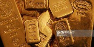 Giá vàng giảm do nhà đầu tư kỳ vọng nhiều hơn vào khả năng tăng lãi suất