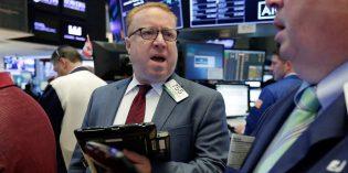 Thị trường chứng khoán Âu – Mỹ ảm đạm